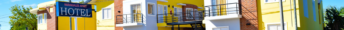 Naranjales Apart Hotel
